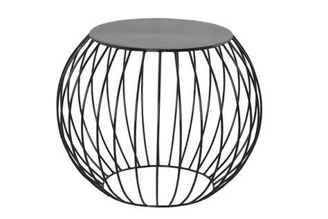 Achetez Notre Bola Table Basse Ronde En Fer Forge Design Pour Une Ambiance Contemporaine A Utiliser Table Basse Table D Appoint