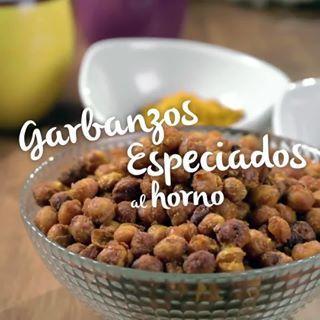 En El Diadelanutricion Te Proponemos Unos Snacks De Garbanzos