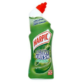 Harpic Active Fresh Pine Toilet Cleaner Asda Groceries With