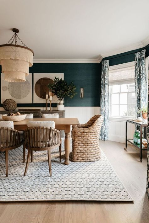 Diy Inspiration, Decoration Inspiration, Dining Room Inspiration, Decor Ideas, Interior Inspiration, Room Ideas, Diy Interior, Room Interior, Interior Design