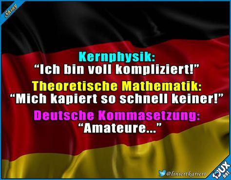 Manchmal echt nicht einfach. #deutsch #Kommasetzung #sowahr #Sprüche #lustiges