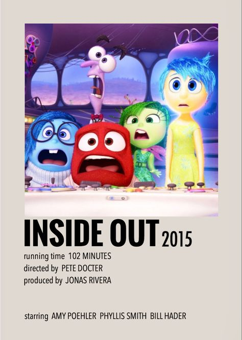 Inside out by Millie