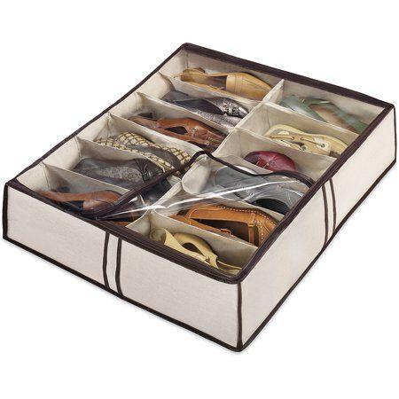 Home Shoe Organizer Shoe Storage Whitmor