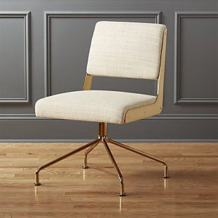Modern Narrow Tower With Images Office Furniture Modern Cream Office Chair Modern Office Chair