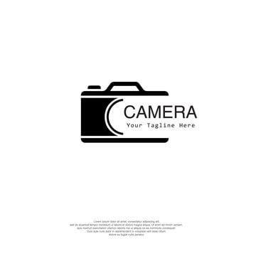 الكاميرا تصميم شعار Camera Logo Camera Logos Design Photography Logo Design