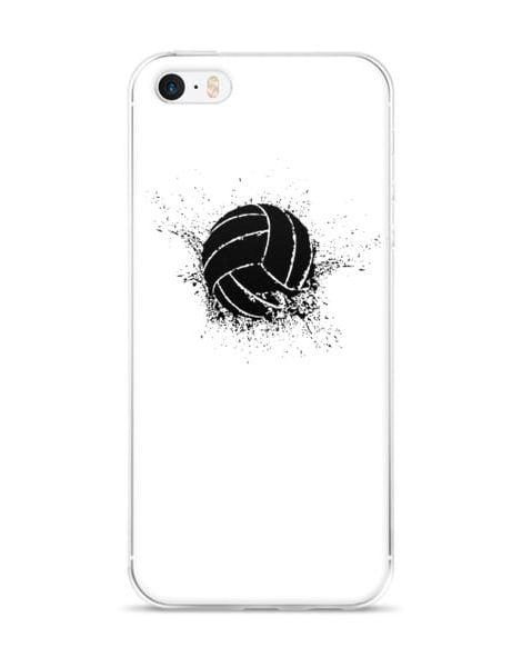 Volleyball Splash Case Iphone 5 6 Volleyball Phone Cases Cute Volleyball Shirts Volleyball Memes