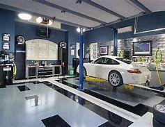 45 Simple Garage Paint Colors Ideas And Design Images Garage Interior Garage Design Luxury Garage
