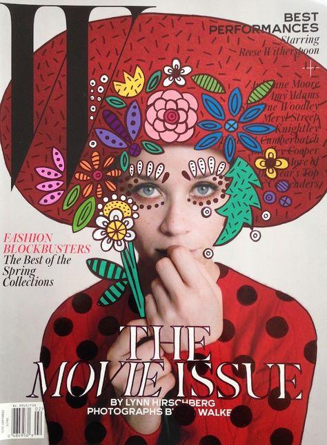 Reinterpretando portadas de revistas | itfashion.com