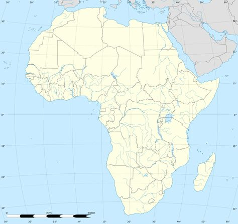 FileSouth Sudan in Africa (claimed) (-mini map -rivers)svg South - new ethiopian plateau on world map