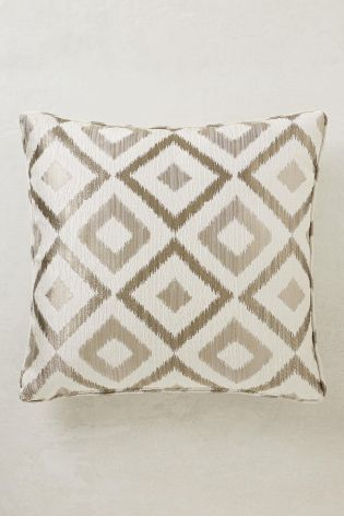 Buy Jacquard Geo Cushion From The Next Uk Online Shop Ds Weaving