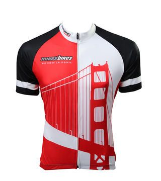 7695556c1 Mike s Bikes Golden Gate Jersey - Mike s Bikes - Road and Mountain Bike  Shop