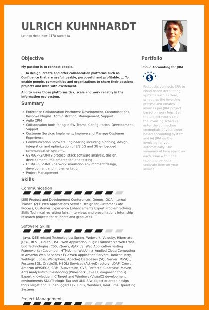 Junior Software Developer Resume Inspirational 5 Junior Java Developer Resume