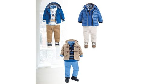 Mayoral Collection Baby fall winter 2014