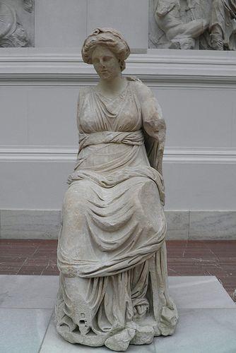 Statue From The Pergamon Altar Pergamon Museum Berlin Pergamon Museum Statue Pergamon Museum Berlin
