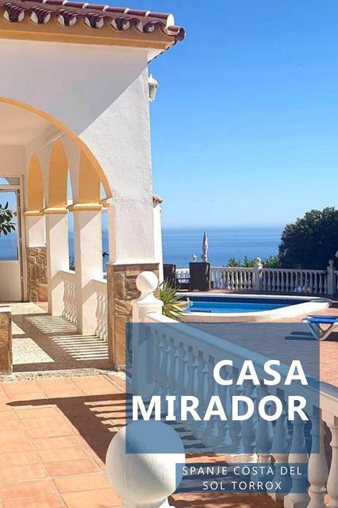 Spanje Vakantiehuizen