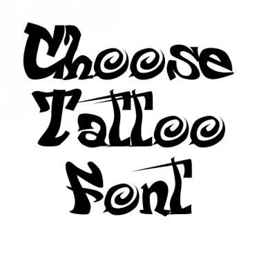 Graffiti Tattoo Font Creator - Font Generator   Missy