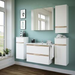 Bad Hangeschranke Waschbeckenunterschrank Bad Waschbecken Mit Unterschrank Und Spiegelschrank