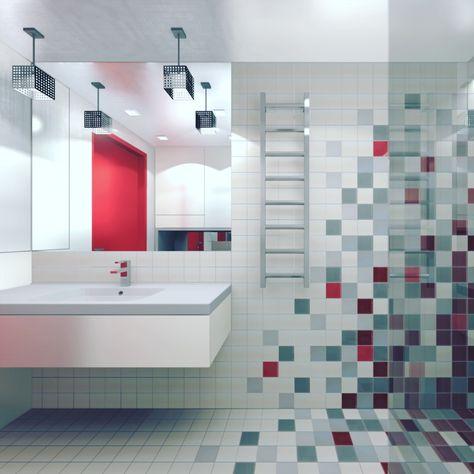 26 desain kamar mandi sederhana minimalis terbaru 2018