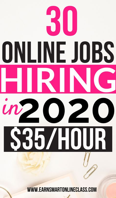 Latest Work At Home Job Leads