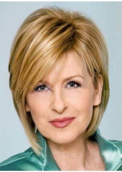24 Ideas Hairstyles For Medium Length Hair Over 60 Layered Bobs For 2019 Short Hair With Layers Short Hairstyles Over 50 Medium Length Hair Styles