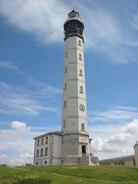 Calais lighthouse [1848 - Calais, Nord-Pas-de-Calais, France]