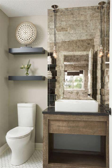 Half Bathroom Designs Ideas Half Bathroom Ideas Pinterest Half Bathroom Idea In 2020 Powder Room Ideas Half Baths Small Half Bathrooms Half Bathroom Design Ideas