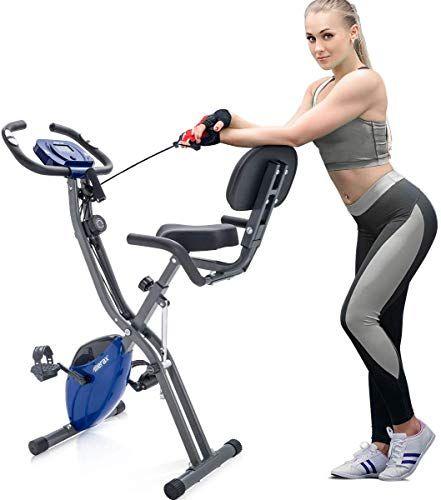 Enjoy Exclusive For Merax 3 1 Adjustable Folding Exercise Bike