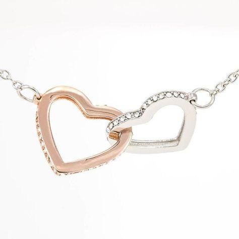 BFF Infinity Necklace Friendiversary Best Friend Gift | Etsy