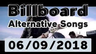 Billboard Alternative Songs TOP 40 (June 9 2018) | Music