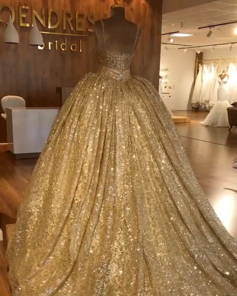 Amazing ✨ Sparkly Ball Gown Dress ✨