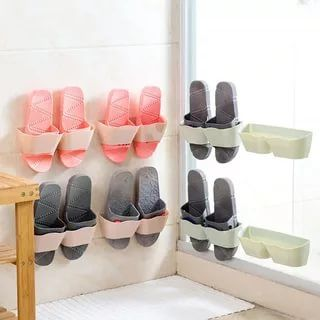 47 Awesome Shoe Rack Ideas In 2020 Concepts For Storing Your Shoes Shoe Holders Wall Mounted Shoe Rack Hanging Shoe Rack