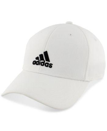 Adidas Men S Climalite Stretch Rucker Hat White L Xl Adidas Men Adidas Hat Hats