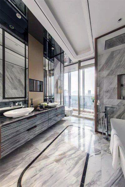 Top 70 Best Cool Bathrooms Home Spa Design Ideas Bathroom Design Luxury Marble Bathroom Designs Bathroom Interior Design