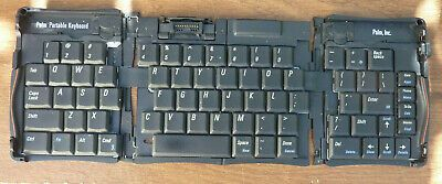Palm 3c10439 Wired Keyboard With Soft Case Computer Keyboard Keyboard Soft Case