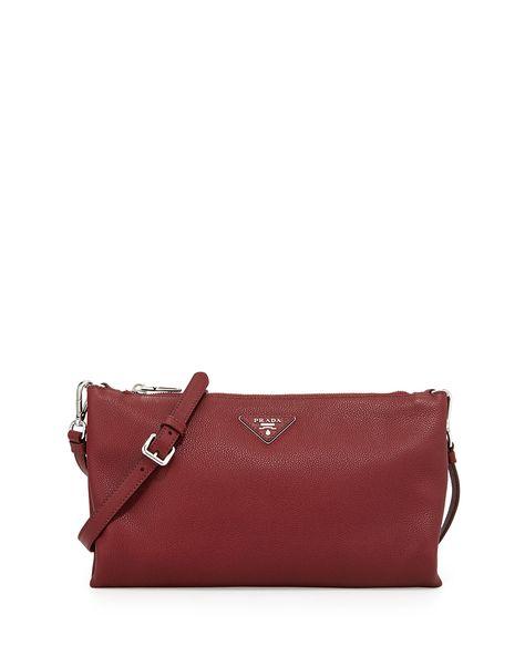 81438711fc Prada Vitello Daino Crossbody Bag