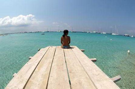 Playas nudistas en san andres