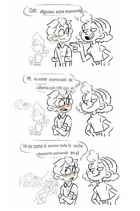 Traduccion comic luberto