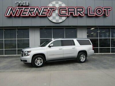 Ebay Advertisement 2016 Chevrolet Suburban 4wd 4dr 1500 Lt 2016