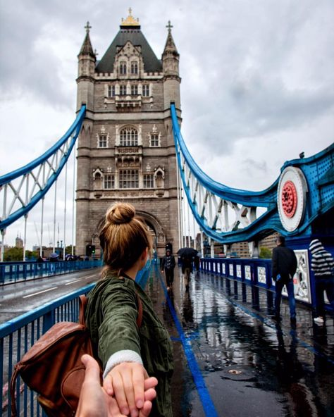 Tower Bridge, London - travel picture ideas