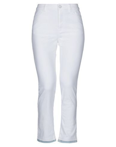 century Make way collateral  Marc Cain Denim Pants In White | ModeSens | Pants, Denim pants women, Denim
