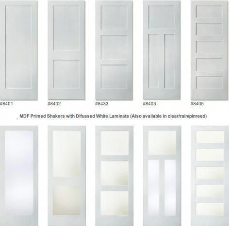 6 Panel Doors Internal Door Suppliers 24 Inch Pantry Door 20190511 Shaker Interior Doors Doors Interior Interior Door Styles
