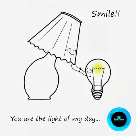 You Are The Light Of My Day Jl Electrics Lighting