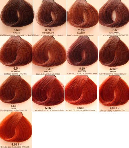 Fun Darker Shades for Red Hair #redhair