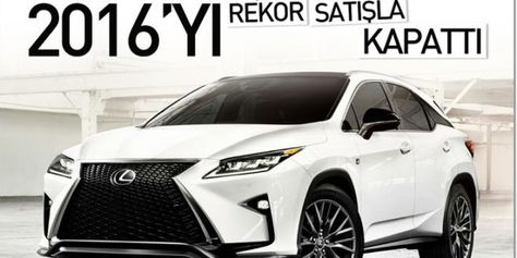 Japon Marka 2016 Yi Rekor Satisla Kapatti Otomobil Japonca