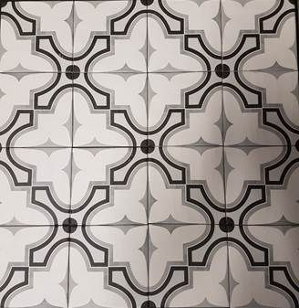 Arabesque Feature Pattern Porcelain Tile An Arabesque Floor Is Both Suitable In A House Decorated In R Feature Tiles Moroccan Style Interior Arabesque Pattern