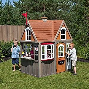Ultimate Holiday Gift Guide For Little Girls Play Houses Build A Playhouse Wood Playhouse