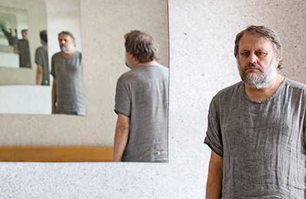 How Can Mirrors Be Real If Our Ideology Isn T Real Slavoj Zizek Literature Psychoanalysis