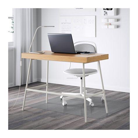 Ikea Schreibtisch Bambus 2021