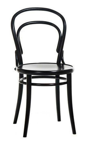 Michael Thonet A14 Bentwood Chair Chaise Bistrot Chaise Et Chaise Fauteuil