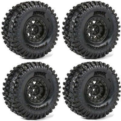 Pro Line 10128 10 Hyrax 1 9 G8 Rock Terrain Mounted Tires Wheels 4 Rock Crawler Rock Crawler Truck Tyres Rc Rock Crawler
